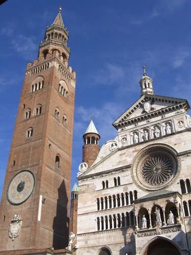 Torrazzo e Duomo 2 - Cremona (2629 clic)