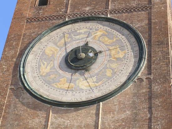 Torrazzo orologio - Cremona (2459 clic)