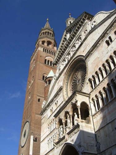 Torrazzo e Duomo 3 - Cremona (2308 clic)