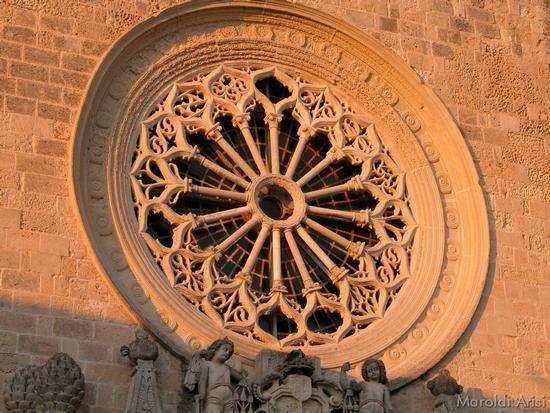 Otranto - Rosone della Cattedrale (3528 clic)
