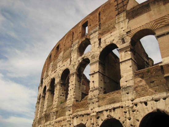 Colosseo Giugno - Roma (3094 clic)