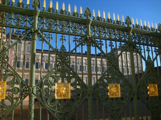 Torino - Cancellata Palazzo Reale (3717 clic)