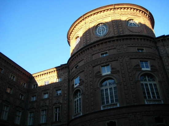 Torino - Palazzo Carignano (3004 clic)