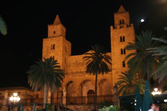 La Cattedrale - Cefalù (3249 clic)