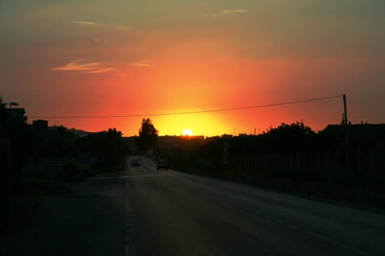 Tramonto - Licata (3579 clic)