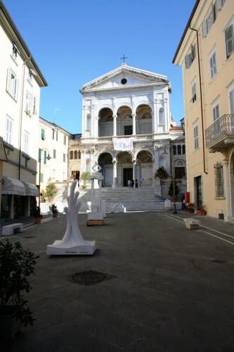 il Duomo - Massa (3799 clic)