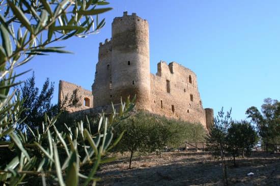 Castelvecchio detto 'U Cannuni - Mazzarino (4339 clic)