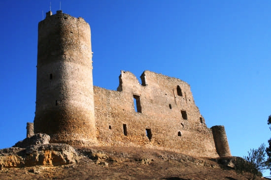 Castelvecchio detto 'U Cannuni - Mazzarino (3433 clic)