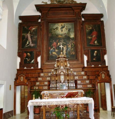 Altare - Mazzarino (4265 clic)