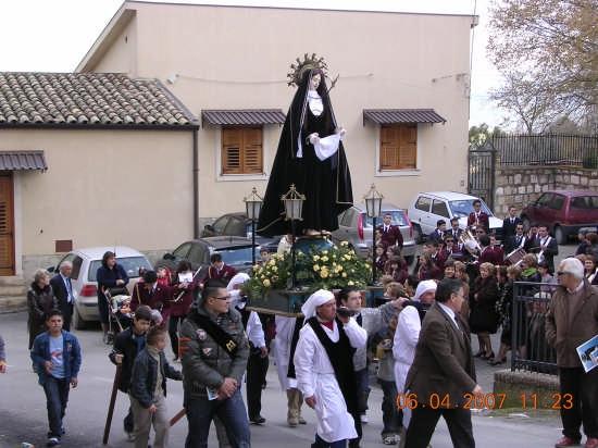Venerdi Santo a Mazzarino (3057 clic)