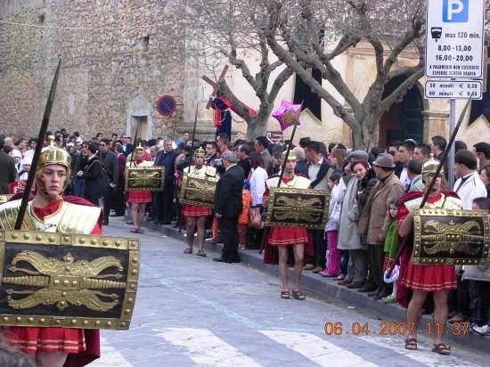 Venerdi Santo a Mazzarino (4166 clic)