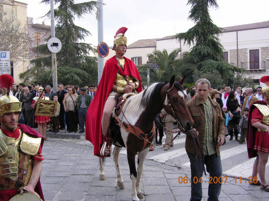 Venerdi Santo a Mazzarino (3289 clic)