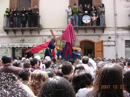 Venerdi Santo a Mazzarino (3246 clic)
