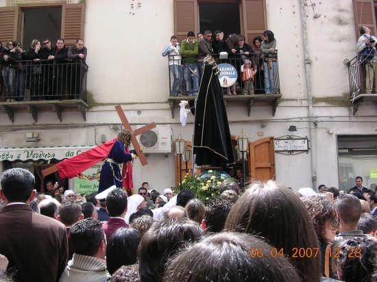 Venerdi Santo a Mazzarino (3245 clic)