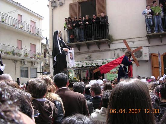Venerdi Santo a Mazzarino (2824 clic)