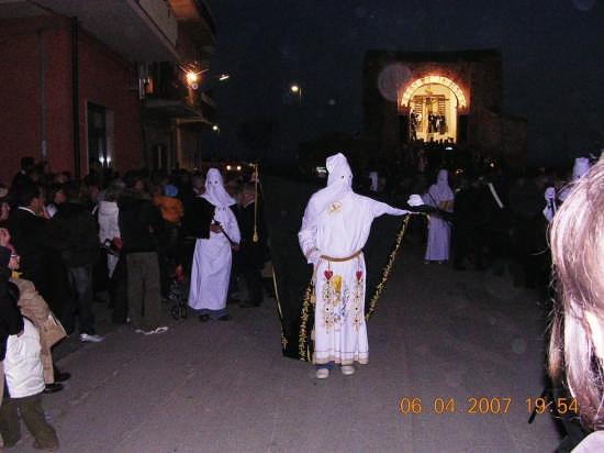 Venerdi Santo a Mazzarino (4280 clic)