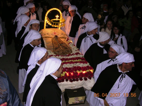 Venerdi Santo a Mazzarino (4935 clic)