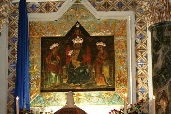 SS. Madonna del Mazzaro - Mazzarino (5209 clic)