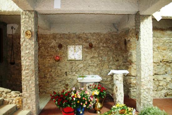 SS. Madonna del Mazzaro - Mazzarino (2496 clic)