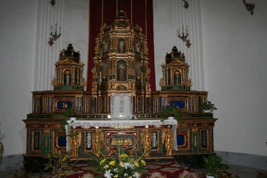 Altare Matrice - Mazzarino (2802 clic)