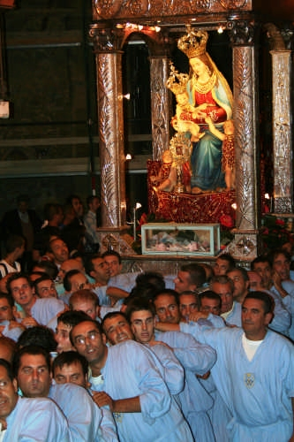 SS. Madonna del Mazzaro - Mazzarino (6979 clic)