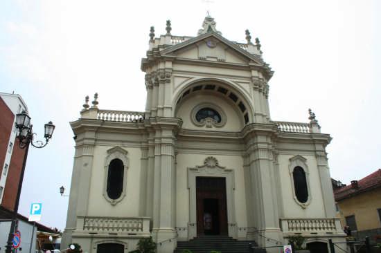 Chiesa San Francesco - Piossasco (3078 clic)