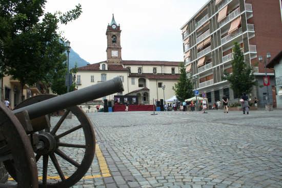Piazza XX Settembre - Piossasco (2805 clic)