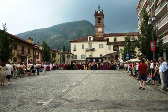 Piazza XX Settembre - Piossasco (2985 clic)