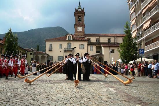 Piazza XX Settembre - Piossasco (4445 clic)