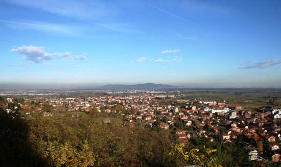Panorama di Piossasco (3888 clic)