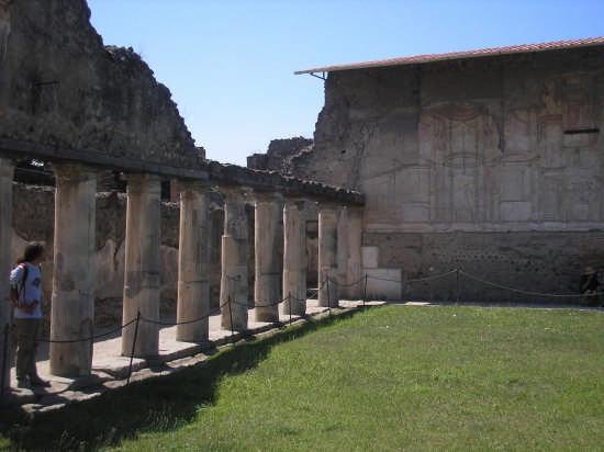 le rovine di Pompei (3135 clic)