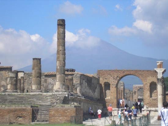 le rovine di Pompei (7513 clic)