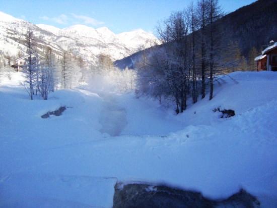 Risveglio dell' Inverno - Pragelato (2996 clic)