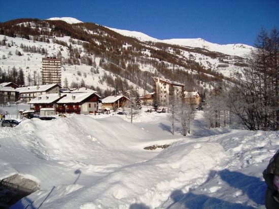 Paesaggio invernale - Pragelato (6530 clic)