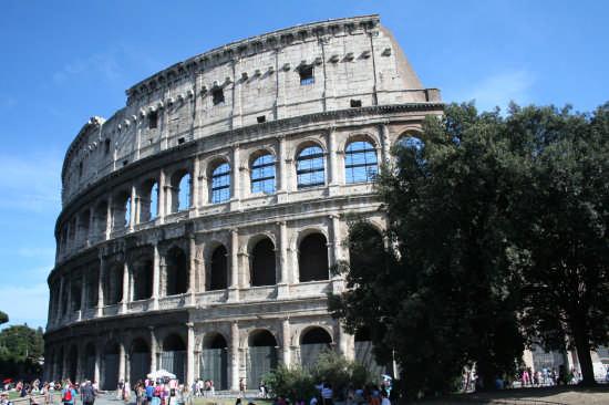 Colosseo - Roma (2362 clic)