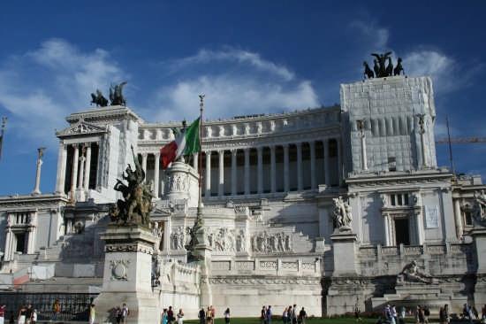 Altare alla Patria - Roma (3879 clic)