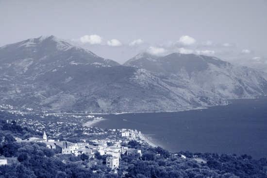 Panorama di Sapri (5731 clic)