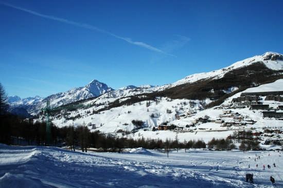 Le montagne olimpiche - Sestriere (2497 clic)