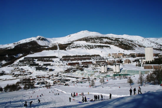 Le montagne olimpiche - Sestriere (2907 clic)