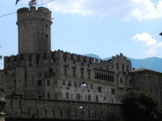 Castello del Buoncosiglio - Trento (3783 clic)