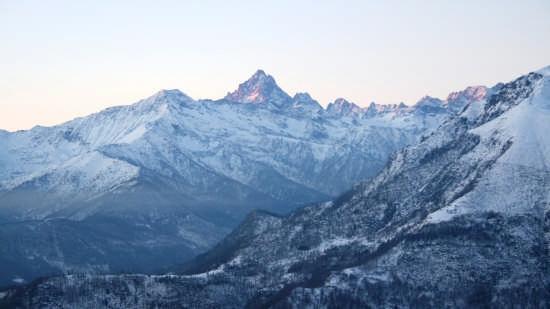 Paesaggi invernali - Angrogna (3254 clic)