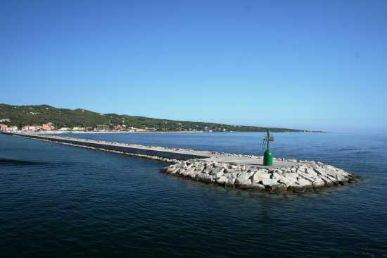 Faro a Carloforte (3434 clic)