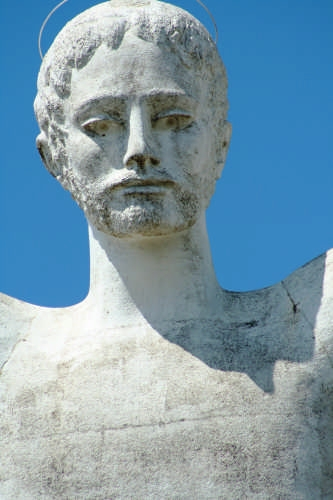 IL CRISTO - Maratea (5430 clic)