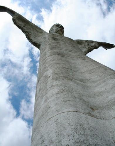 IL CRISTO - Maratea (5510 clic)