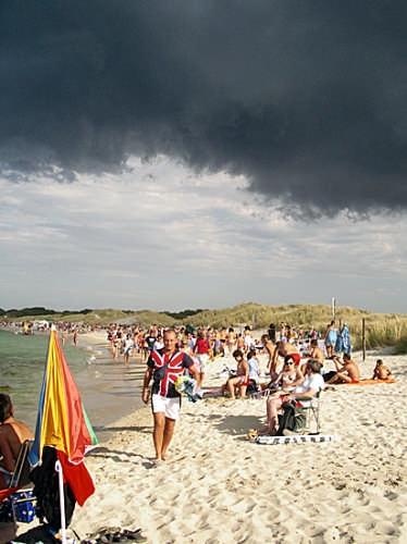 Cieli di Puglia (Torre Guaceto) - Carovigno (5504 clic)