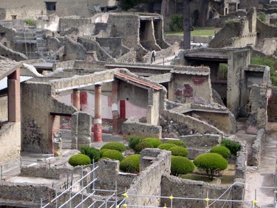 scavi di Ercolano (3682 clic)