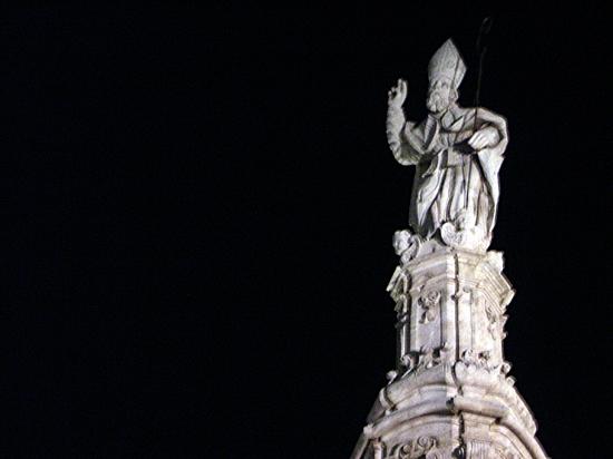 Nella notte di Ostuni (2793 clic)