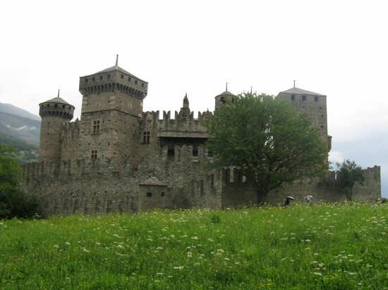 castello di Fenis (3922 clic)