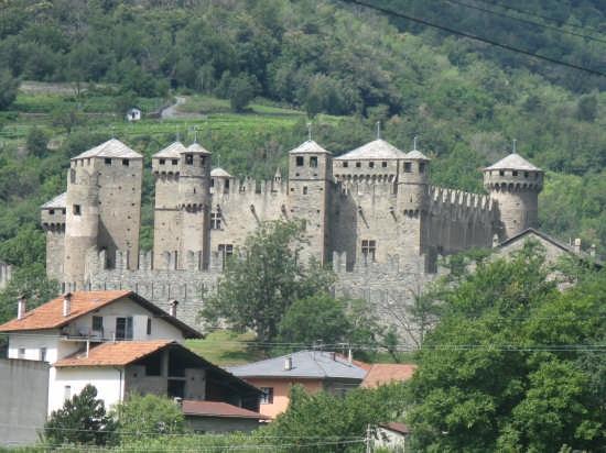 castello di Fenis (4608 clic)