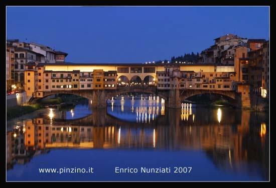 Vecchio tramonto - Firenze (3505 clic)